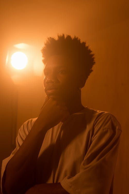 Ingyenes stockfotó a fekete élet fontos, afro ember, afro férfi témában