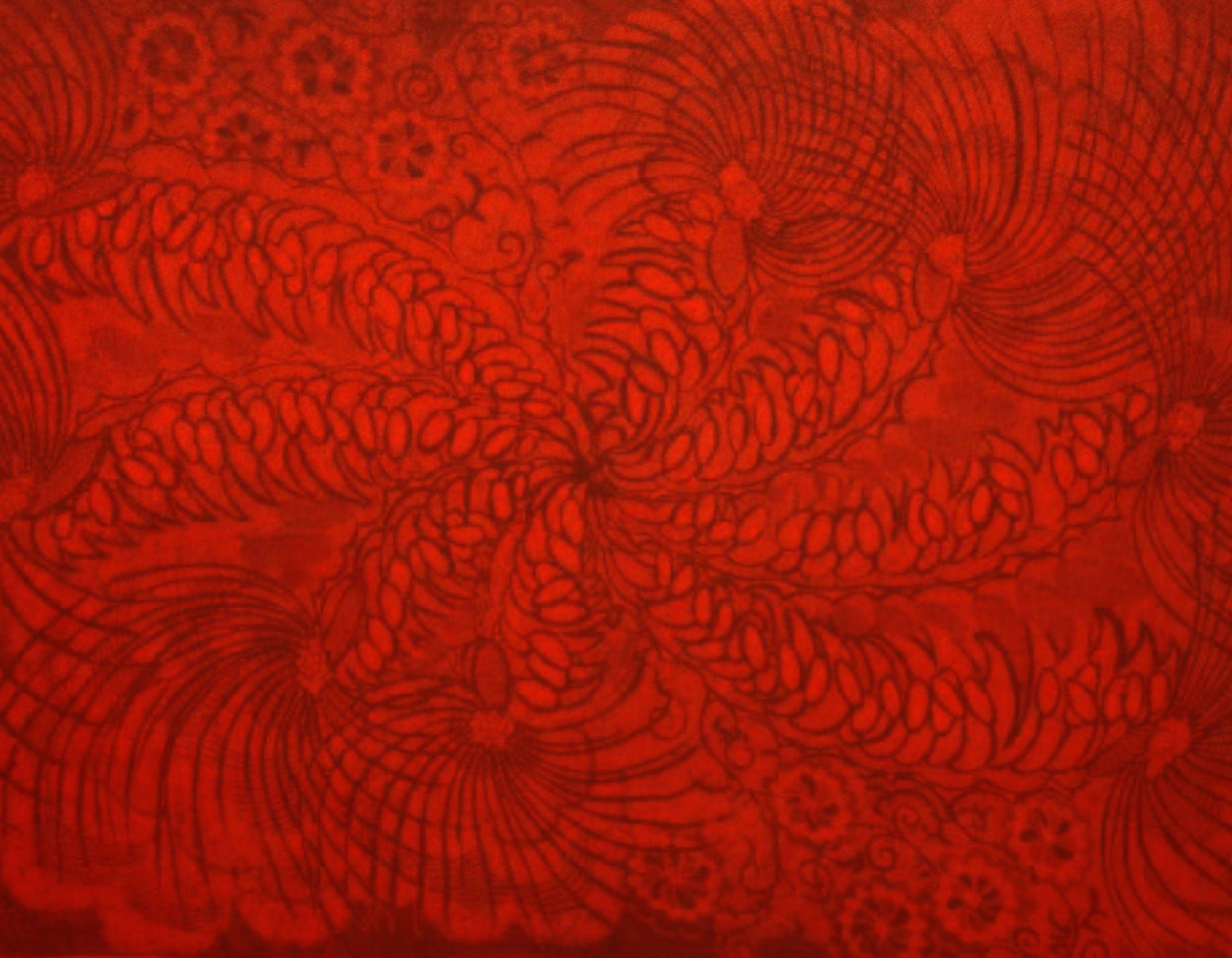 Free stock photo of abstract, background, orange, swirls