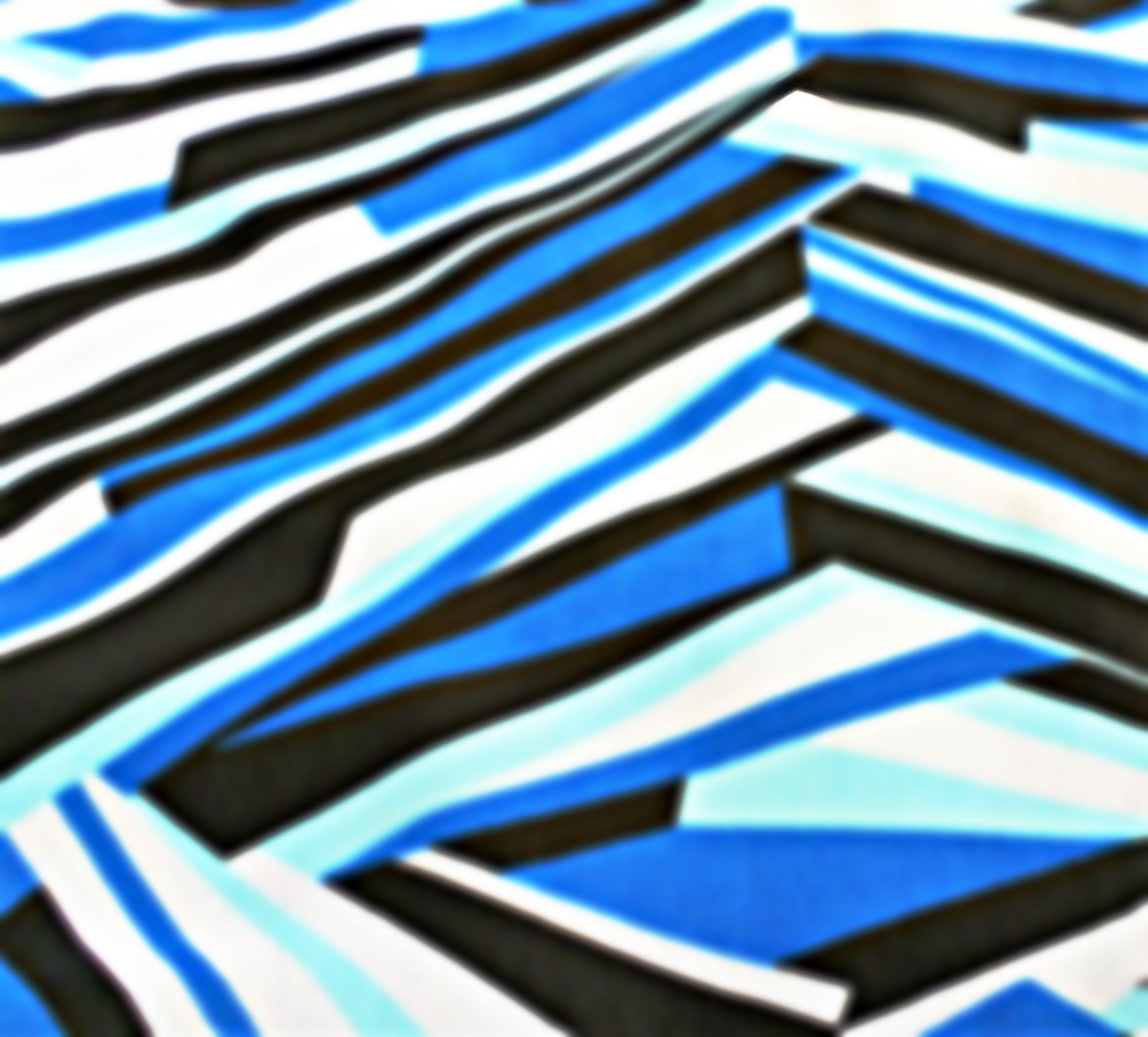 Free stock photo of background, blue, fabric, stripes
