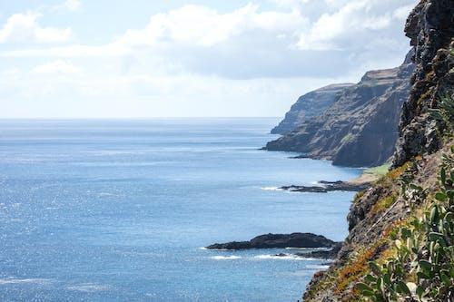 Kostenloses Stock Foto zu himmel, landschaft, natur, ozean