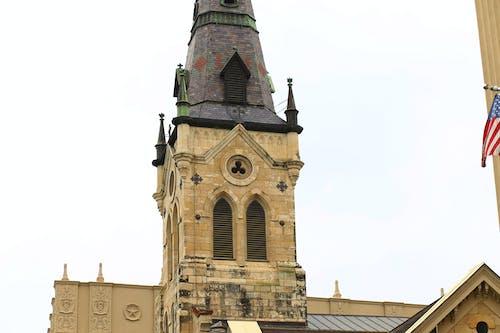 Gratis arkivbilde med kirke, san antonio, st. josephs katolske kirke