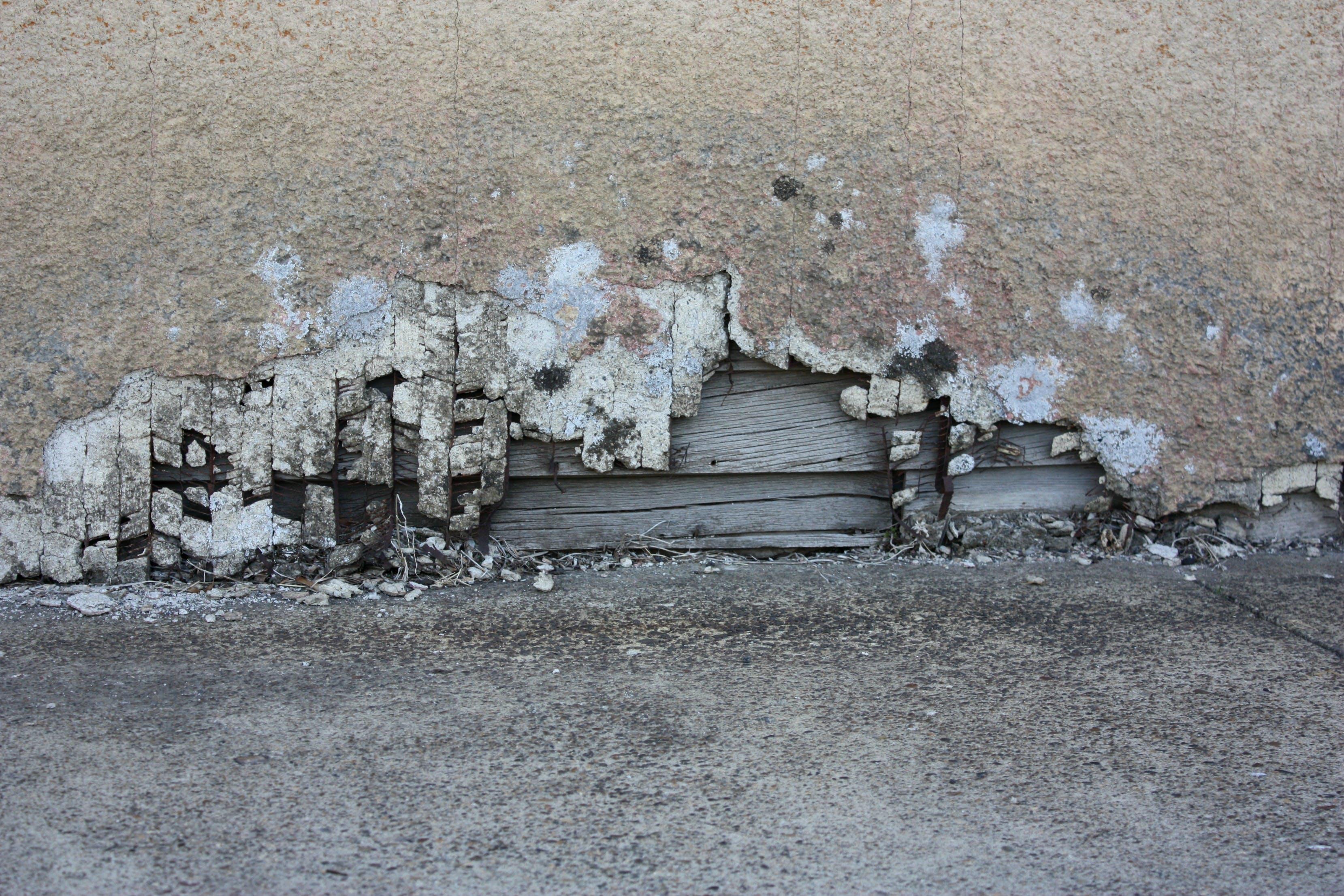 Free stock photo of background, crack, sidewalk, texture