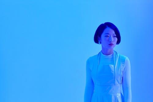 Kostenloses Stock Foto zu asiatische frau, begrifflich, cyborg