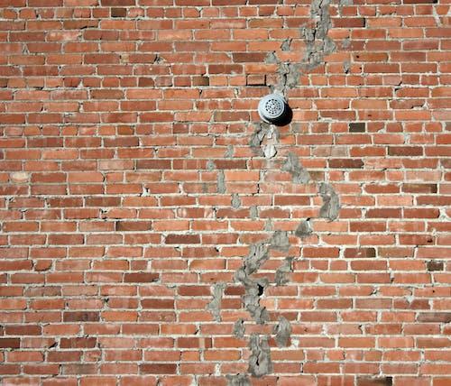 Fotos de stock gratuitas de fondo, grieta, ladrillos, muro
