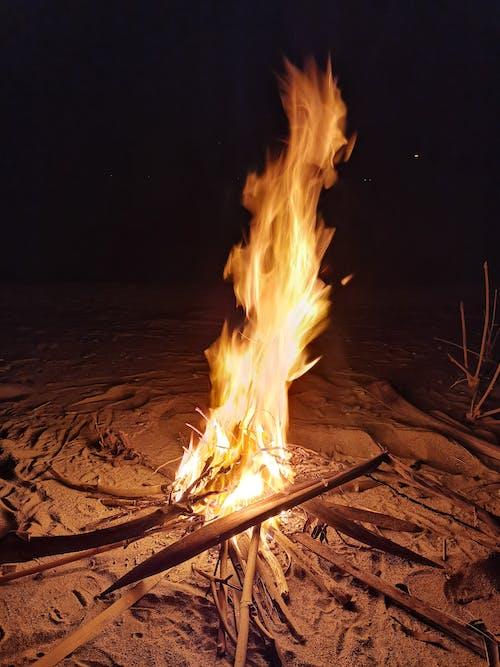 Δωρεάν στοκ φωτογραφιών με άμμος, ανάβω φωτιά, άνθρακας