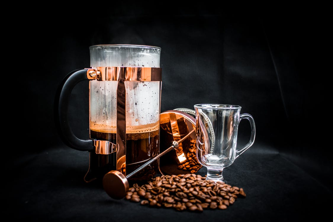 aromás, csésze, főzött kávé