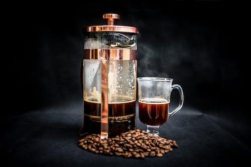 Foto d'estoc gratuïta de aromàtic, beguda, cafè, cafè de màquina