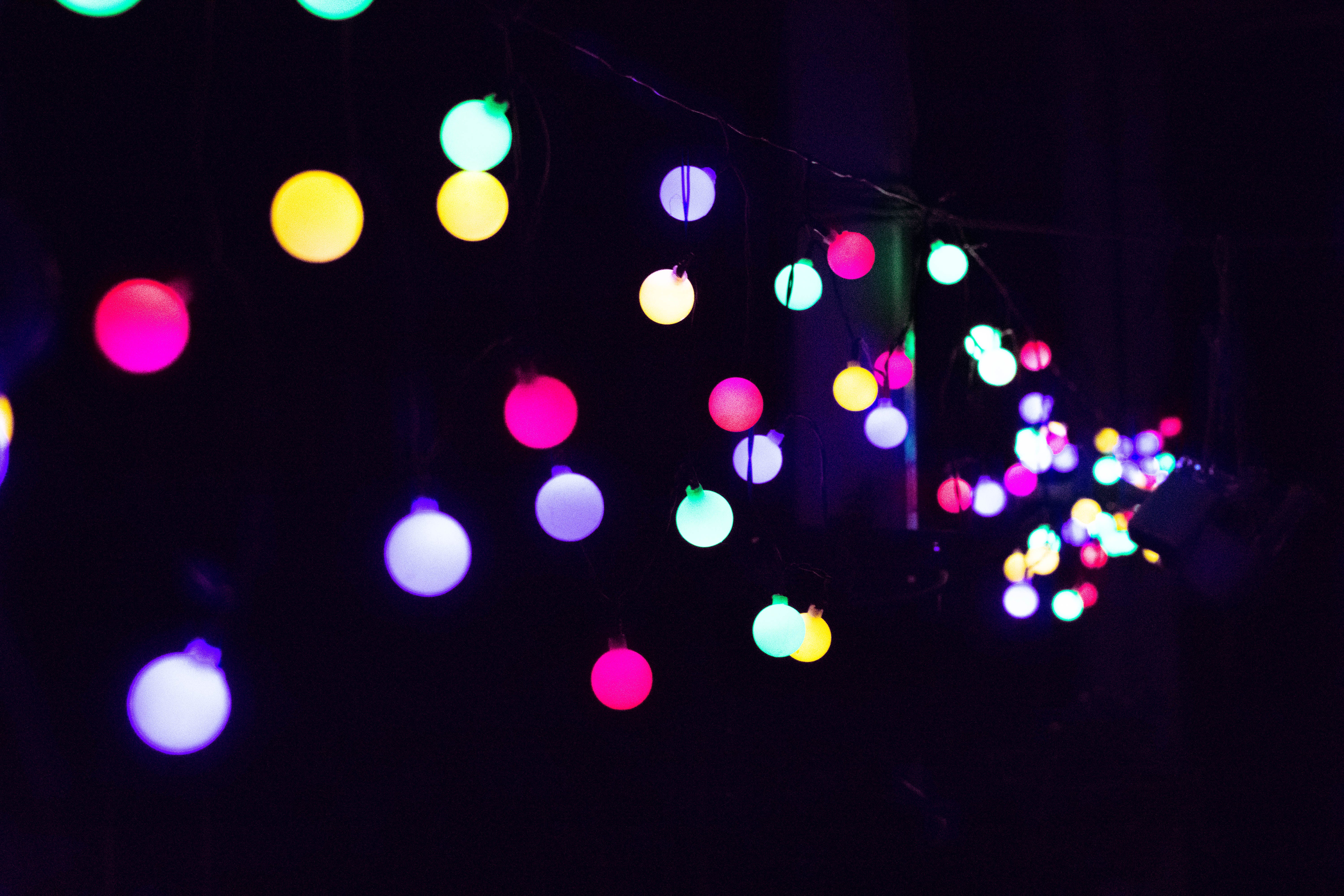 Free stock photo of aesthetic, blink, bright, lights