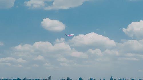Free stock photo of airplane