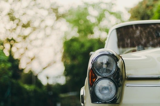 Free stock photo of car, vintage, mercedes, oldtimer