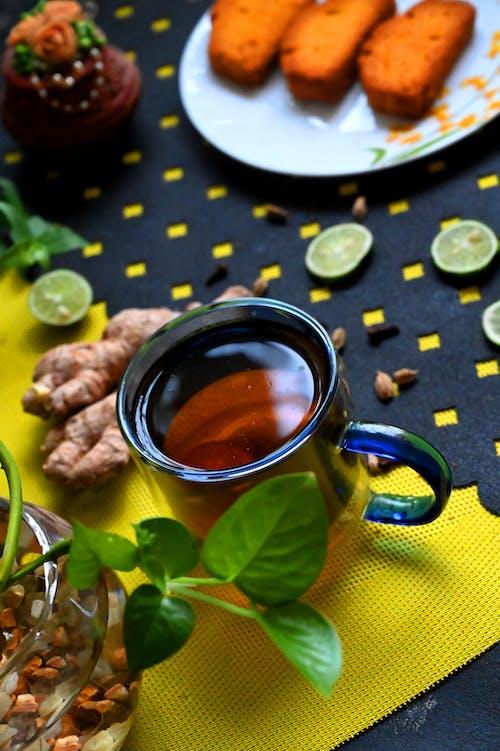 Foto profissional grátis de caneca, chá, masala tea