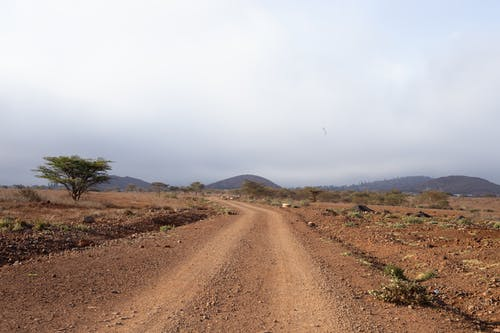 Free stock photo of desert, hills