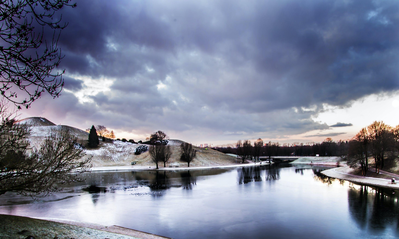 겨울, 경치, 경치가 좋은, 공원의 무료 스톡 사진