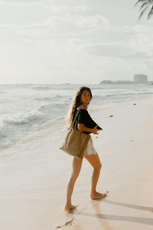 Δωρεάν στοκ φωτογραφιών με ακτή, άνθρωπος, άτομο