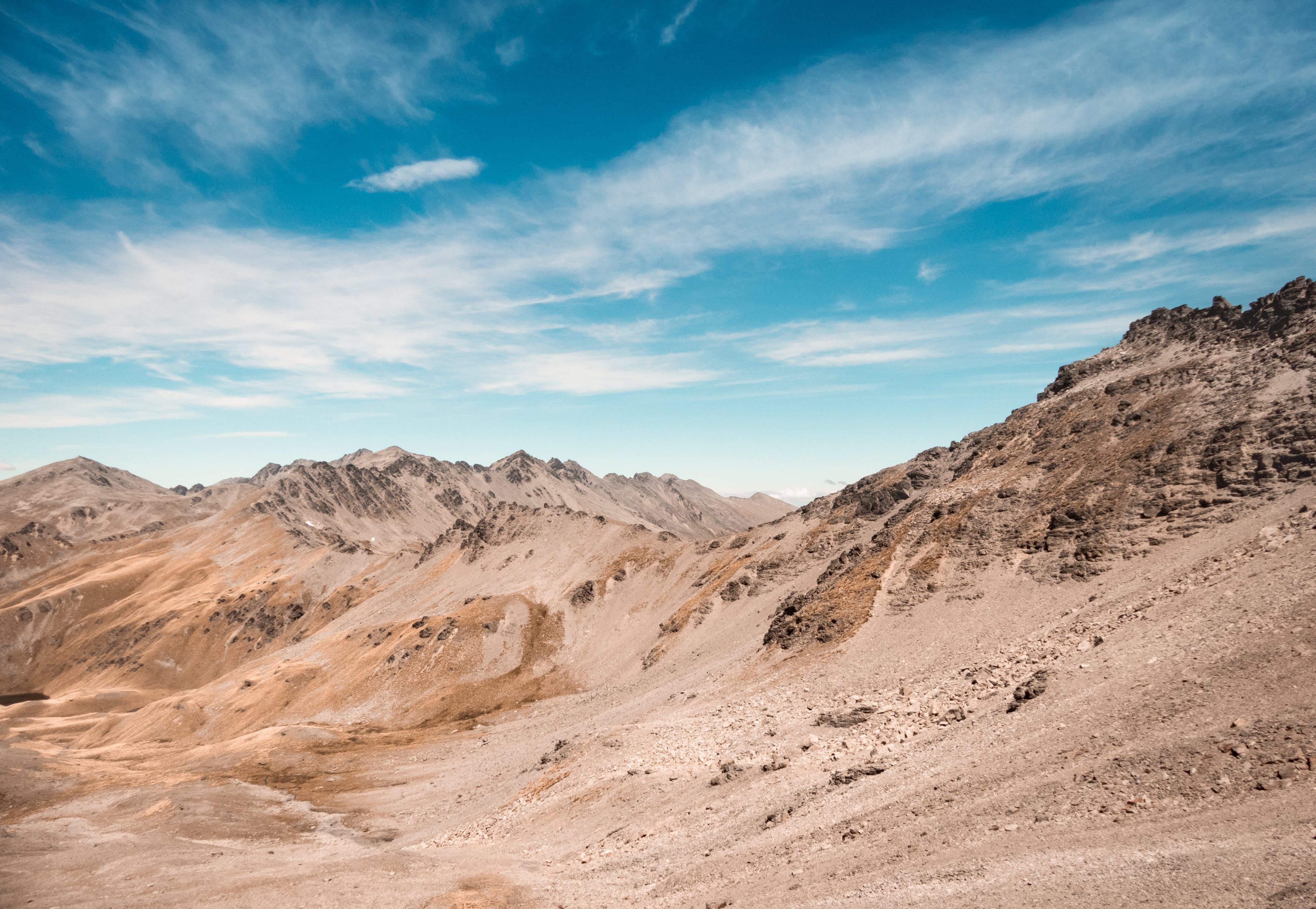 Ảnh lưu trữ miễn phí về cát, khô, khô khan, nâu