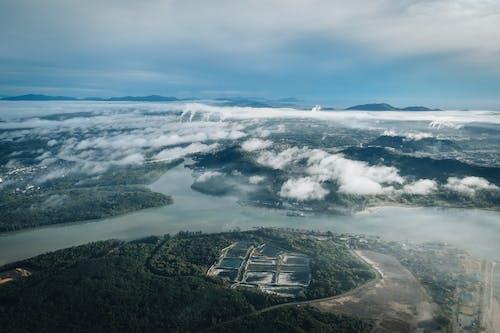 Fotos de stock gratuitas de aéreo, agua, al aire libre