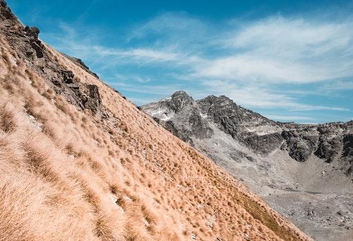 Kostenloses Stock Foto zu landschaft, natur, hügel, berg