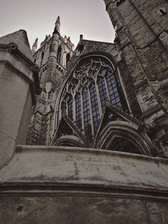 các cửa sổ, kiến trúc, nhà thờ