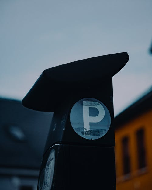 Free stock photo of cold, minimal, parking