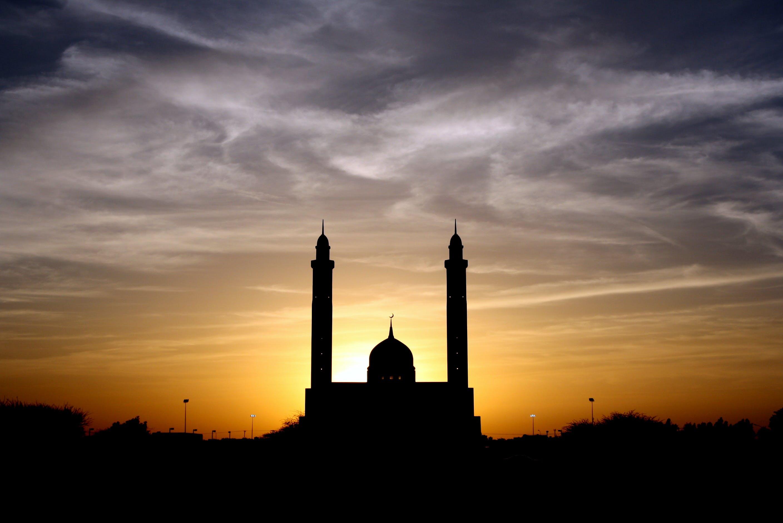 Kostenloses Stock Foto zu himmel, moschee, muslim, religion