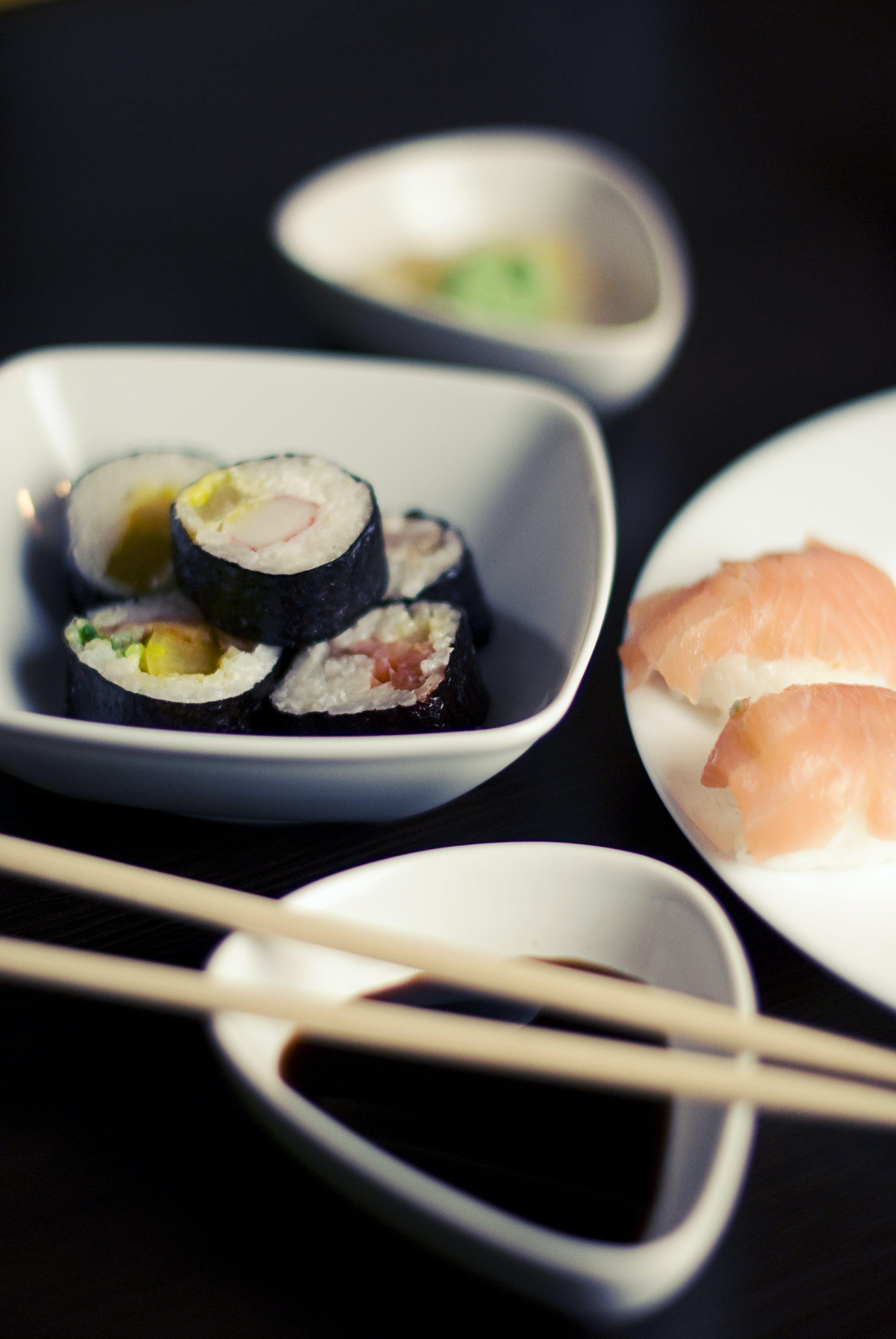 Asian, chopsticks, delicious