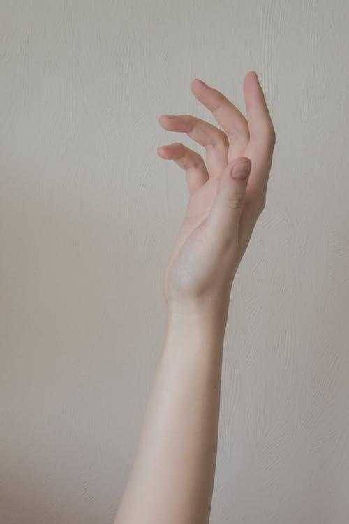 A Person Right Hand