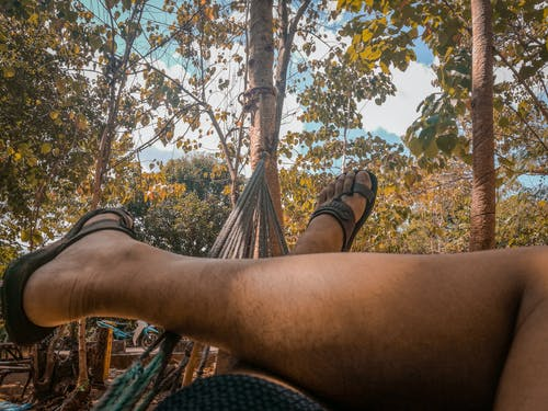 Free stock photo of chill, feet, nature