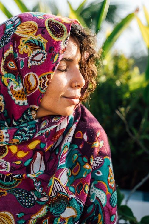 Fotos de stock gratuitas de al aire libre, amor, belleza musulmana