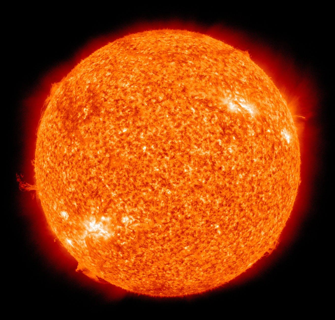 Sun,EARTH WILL TURN INTO FIREBALL BY 2600