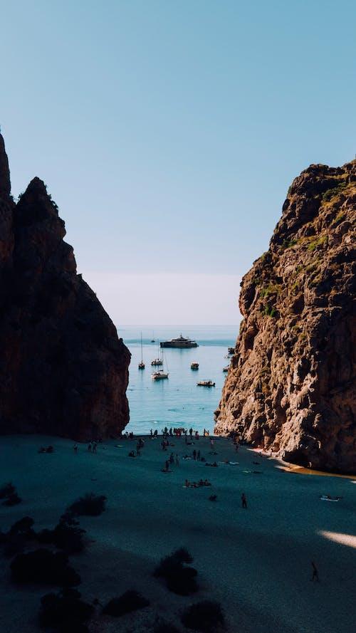 Photos gratuites de ambiance d'été, ambiance estivale, baie