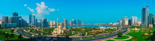 Gratis lagerfoto af al majaz, Dubai, Forenede Arabiske Emirater, landskab