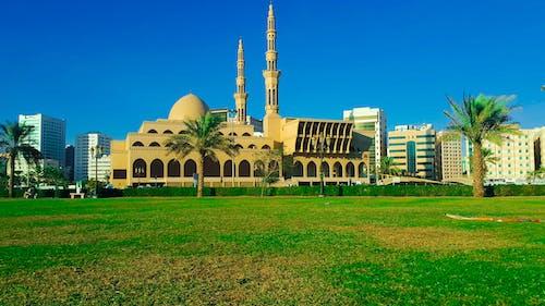 Gratis lagerfoto af faisal, Forenede Arabiske Emirater, moske, sharjah