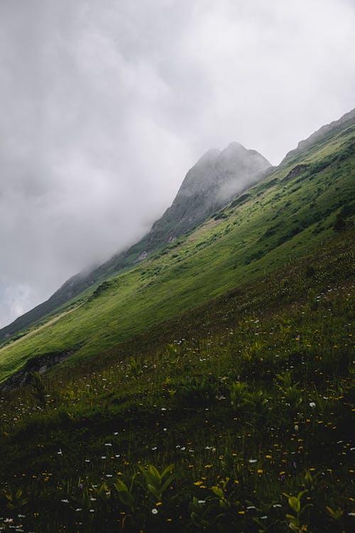 Бесплатное стоковое фото с гора, красивая природа, красота в природе