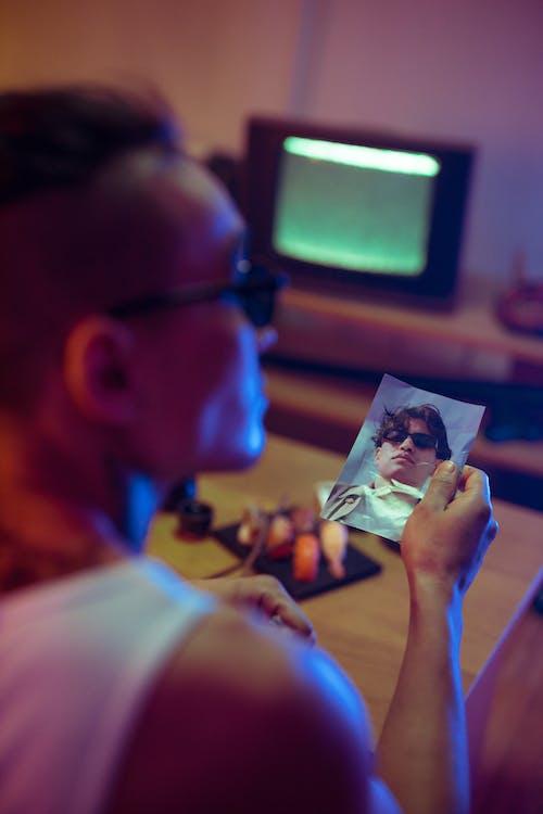 Ingyenes stockfotó elmosódott háttér, fénykép, Férfi témában