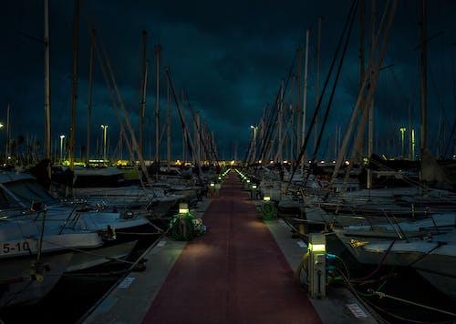 Immagine gratuita di porto porto porto barche barca