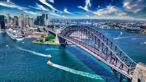 Free stock photo of australia, drone photography, sydney