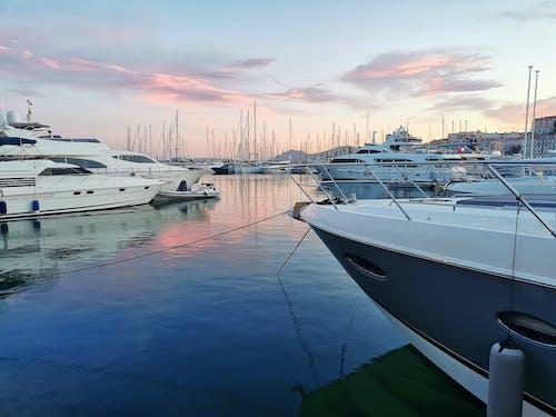 Free stock photo of beautiful, boats, city