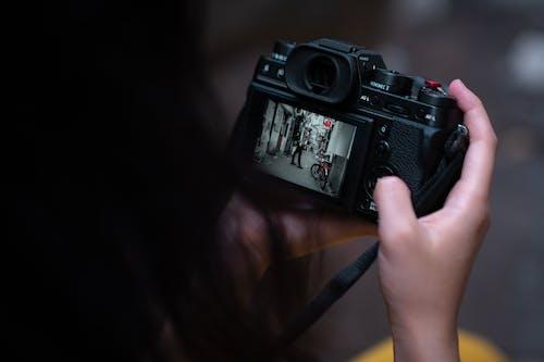 Fotos de stock gratuitas de artilugio, cámara digital, de cerca