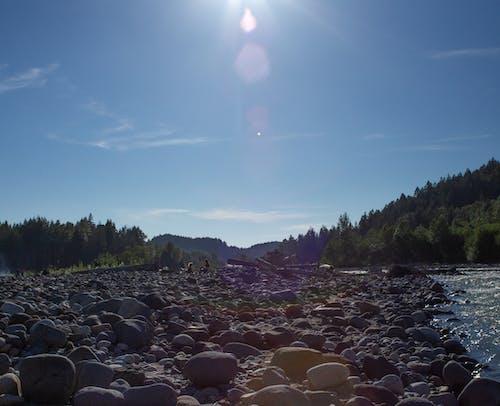 Gratis stockfoto met natuur, rivierbedding, rotsen