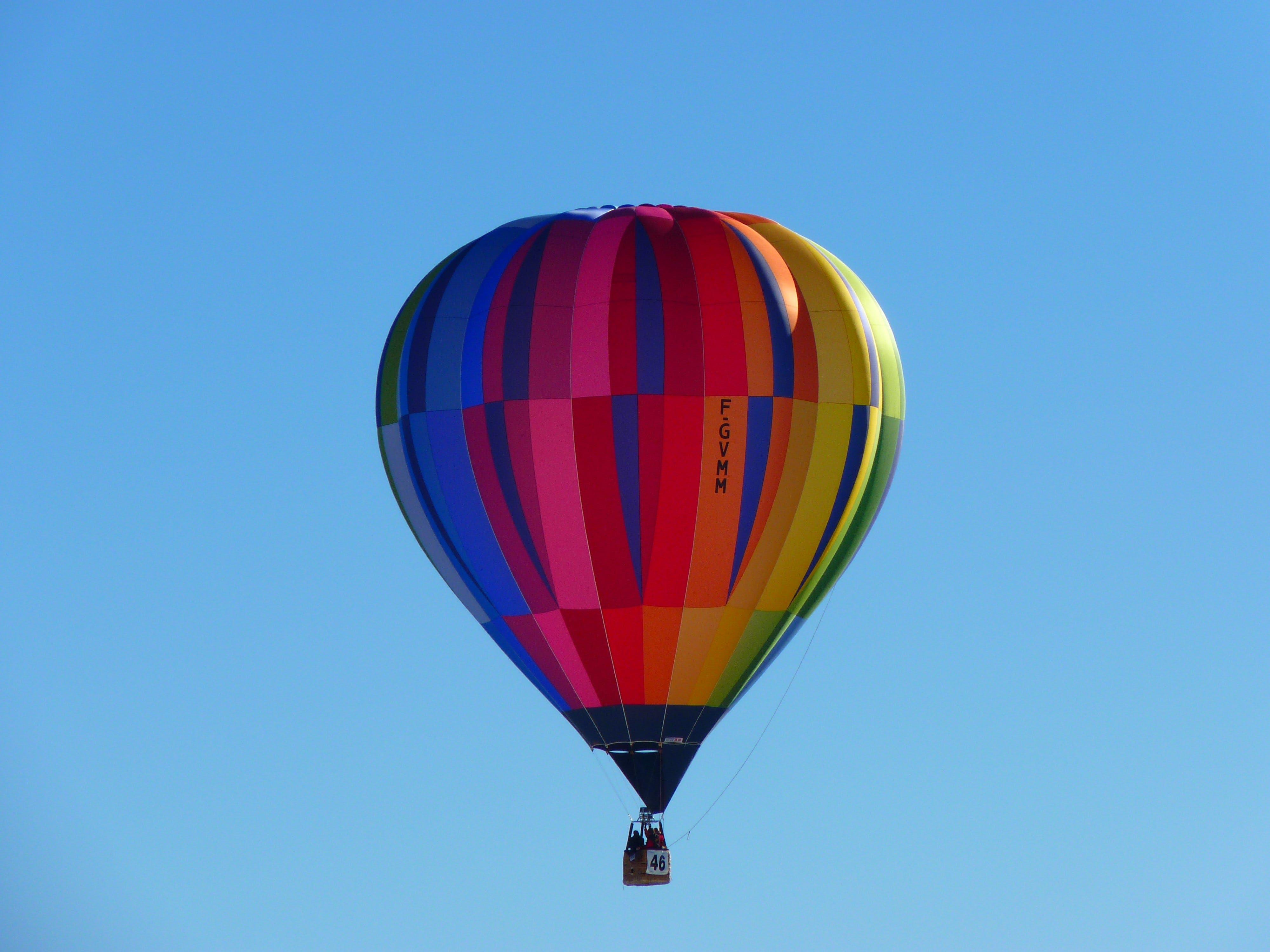 ballon, eventyr, farverig
