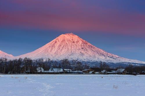 Gratis arkivbilde med daggry, fjell, forkjølelse