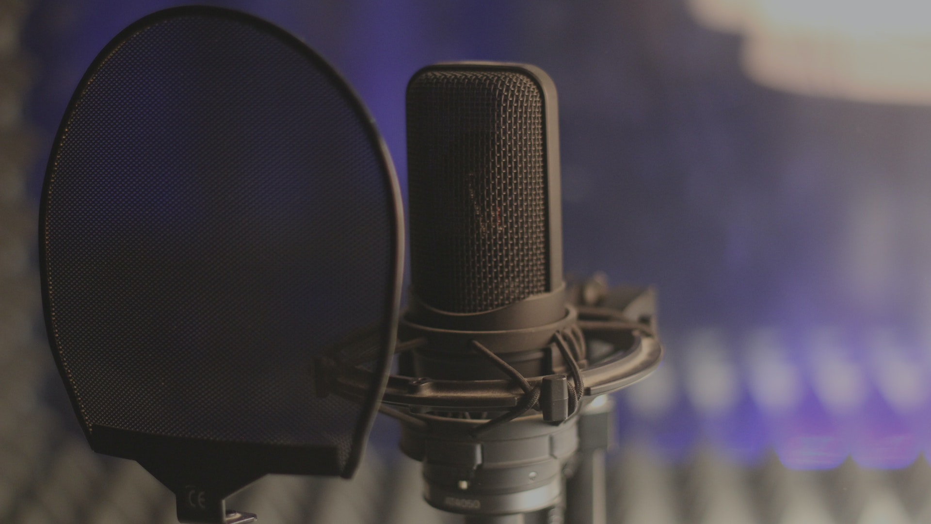 Free stock photo of live music, microphone, microphone stand