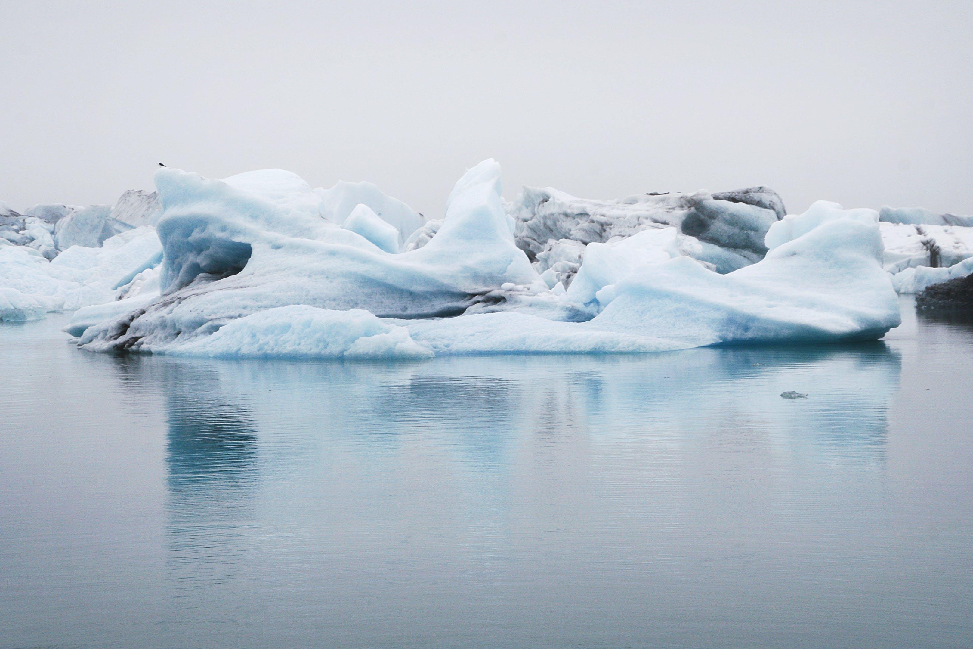 Ice Berg Photo