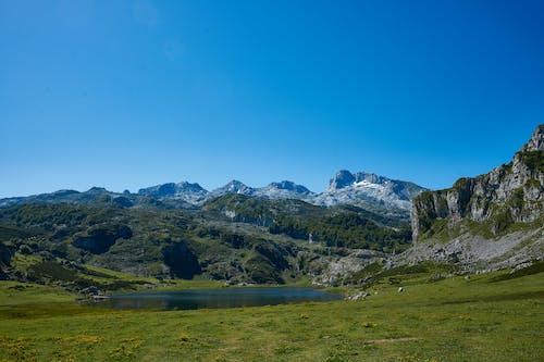 Ingyenes stockfotó ég, festői, hegyek, környezet témában