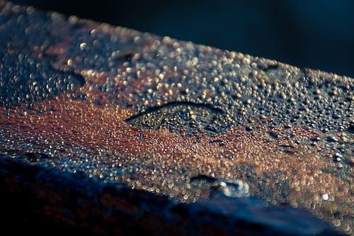 Základová fotografie zdarma na téma déšť, kov, městský, patina