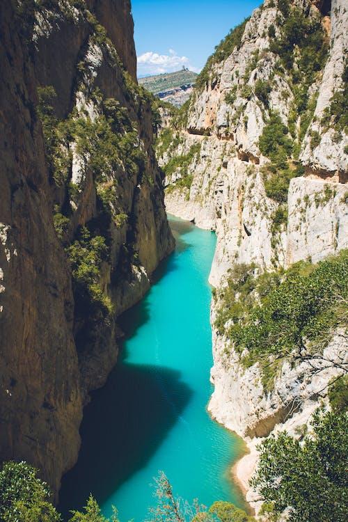 Ingyenes stockfotó felfedezés, festői, folyó, hegy témában