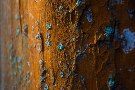 Free stock photo of dark, pattern, wall, rust