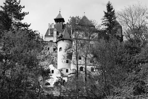 Imagine de stoc gratuită din castel vechi