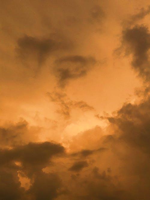 Immagine gratuita di crepuscolo, drammatico, estate