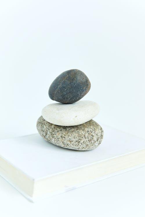 光滑, 冥想, 卵石 的 免费素材图片